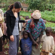 Organics 4 Orphans Thanksgiving with Naturopathic Doctor