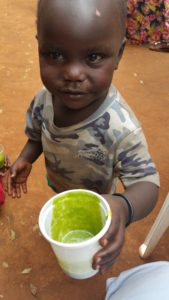 My African Adventure - Green Smoothie