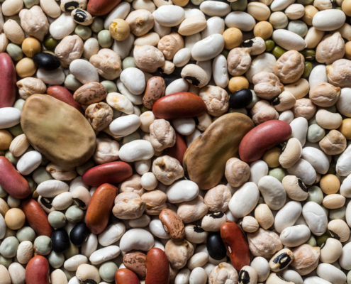 Disease-fighting foods: beans