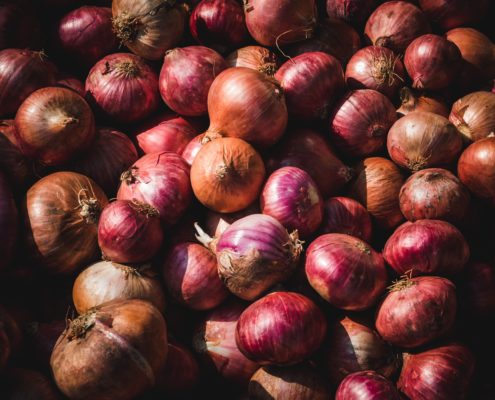 Disease-fighting foods: onions