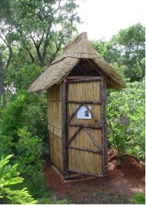 Compost-Making Toilets, Poo
