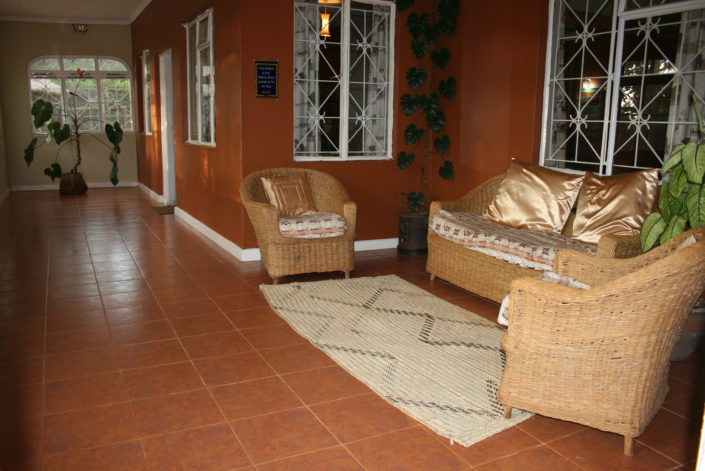 Guest House - Sitting Area